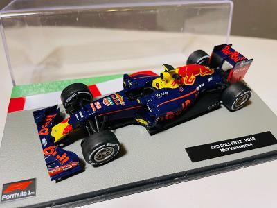 Model Formule F1 Red Bull 2016 Verstappen 1:43 (Altaya Minichamps