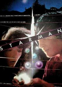 Starman Zdeněk Ziegler film plakát A3 1988