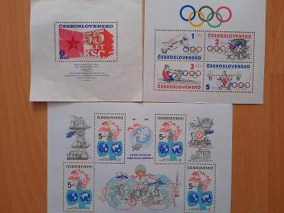ARŠIK poštovní známky československo
