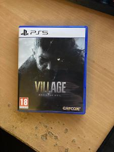 Resident Evil Village Playstation 5 PS5