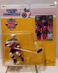 Starting lineup NHL figurka - Kevin Stevens