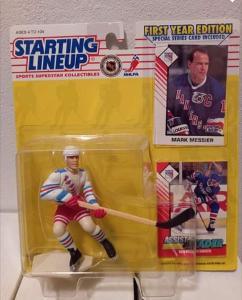 Starting lineup NHL figurka - Mark Messier