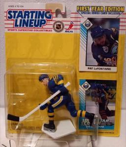 Starting lineup NHL figurka - Pat Lafontaine