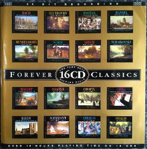 16xCD Various - Forever Classics