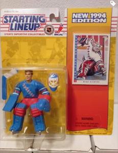Starting lineup NHL figurka - Mike Richter