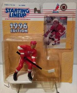 Starting lineup NHL figurka - Paul Coffey