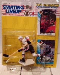 Starting lineup NHL figurka - Jeremy Roenick