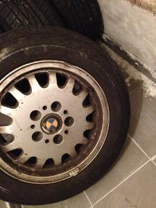 Kola na BMW 205 60 R15