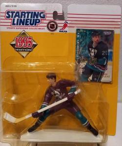 Starting lineup NHL figurka - Bob Corkum
