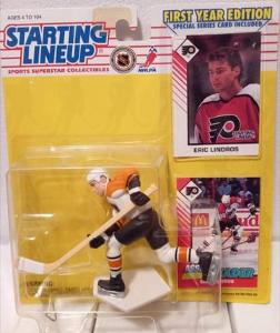 Starting lineup NHL figurka - Eric Lindros