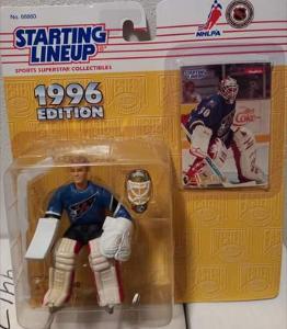 Starting lineup NHL figurka - Jim Carey