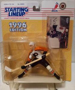 Starting lineup NHL figurka - Eric Lindros 2