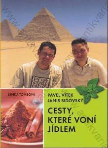Cesty, které voní jídlem Lenka Tomsová 2009 XYZ