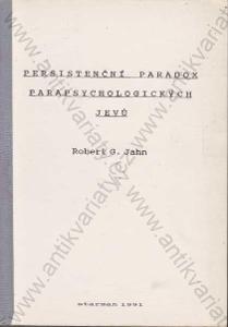 Persistenční paradox parapsychologických jevů 1991