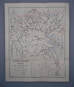 VYSOKÉ A POLSKÉ TATRY - Mapa - Liptovské Hole - Kresba M. J.