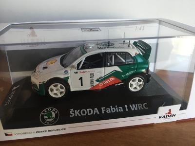Skoda fabia WRC kaden