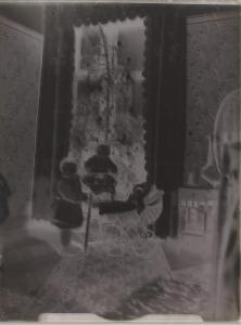 Skleněný negativ, fotografie