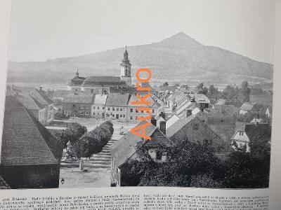 Ralsko a Praskovice 1898
