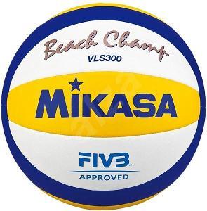 Nefunkční a pouze pro podnikatele: Beachvolejbalový míč Mikasa VLS 300
