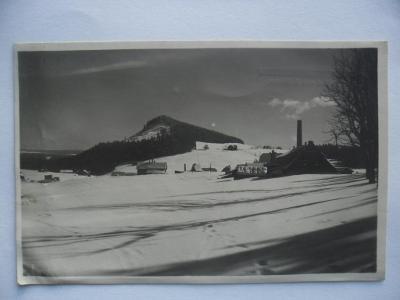 Jizerka Jizerské hory  Klein Iser Liberec Jablonec nad Nisou