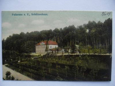 Sokolov Falkenau střelnice