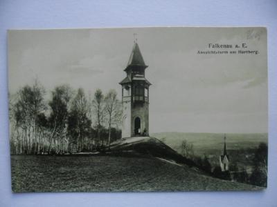 Sokolov Falkenau rozhledna