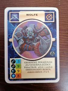Doomtrooper - Wolfe