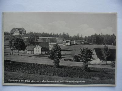 Zieleniec Polsko Orlické hory Ústí nad Orlicí Rychnov nad Kněžnou