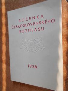 Ročenka Československého rozhlasu 1938