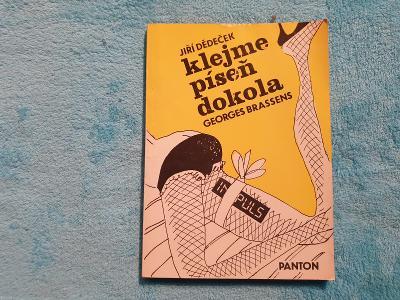 Zajímavá knížka KLEJME PÍSEŇ DOKOLA - Rok 1988 - Od 1 Koruny