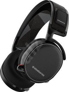 Nefunkční a pouze pro podnikatele: Herní sluchátka SteelSeries Arctis7
