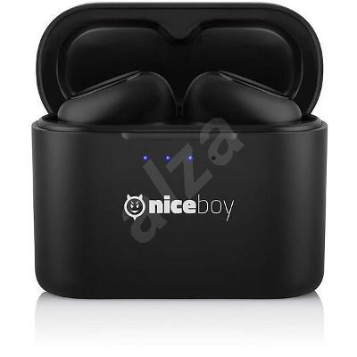Nefunkční a pouze pro podnikatele: Bezdrátová sluchátka Niceboy HIVE