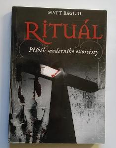 M.Baglio RITUÁL příběh moderního exorcisty