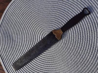 Stará řeznická ocílka - 29 cm