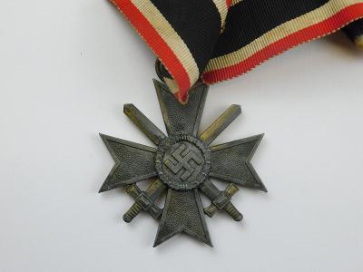 Záslužný kříž - 2. TŘÍDY S MEČI - 1939