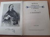 V ZÁMKU A PODZÁMČÍ Božena Němcová, SPN r. 1958
