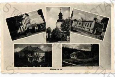 Libice Havlíčkův Brod koláž více záběrů