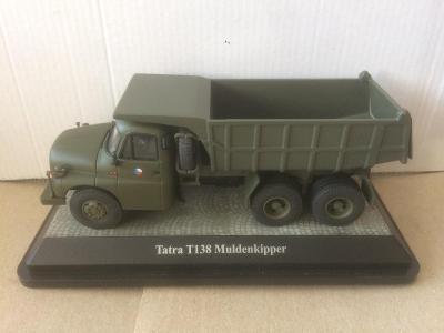Tatra T138 limitovaná edice Foxtoys