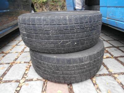 4 X pneu zimní
