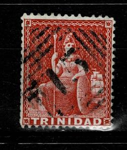 Trinidad a Tobago 1863  Mi 19 - Nr.126