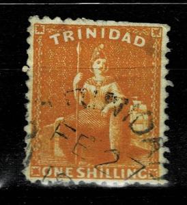 Trinidad a Tobago 1863  Mi 24 - Nr.126