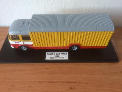 Škoda 706 RTOS edice Foxtoys