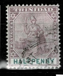 Trinidad a Tobago 1896 Mi 37 - Nr.126