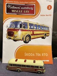 Autobus RTO, Deagostini, 1:72