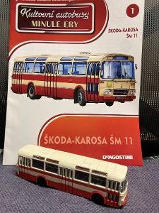 Autobus ŠM 11, Deagostini, 1:72