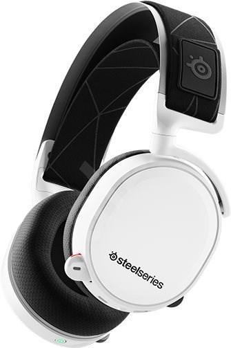 Nefunkční a pouze pro podnikatele: Sluchátka SteelSeries Arctis 7