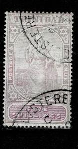 Trinidad a Tobago 1914  Mi 65 - Nr.126 kat.cena 140€