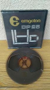 Magnetofonová páska EMGETON DP 25 - 540 m