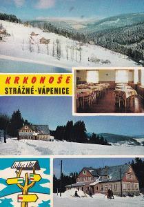 Krkonoše-Strážné-Vápenice-chata Ferra -oživená-interiér-VF