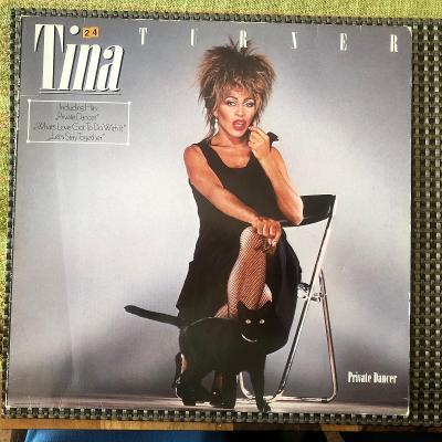 LP- Tina Turner - Private Dancer